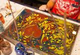 Чаша для рисования Эбру и игр с водой 6