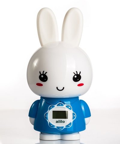 Большой зайка Alilo G7 Синий