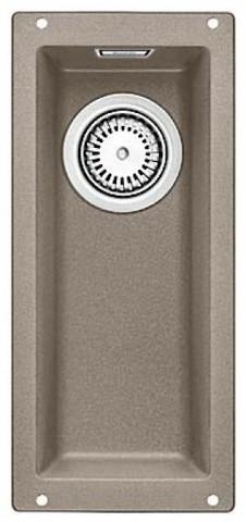 Кухонная мойка Blanco SUBLINE 160-U, отв.арм. InFino®, серый бежевый