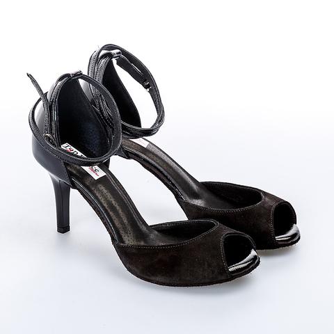 Туфли для аргентинского танго, арт.ATG15bl7