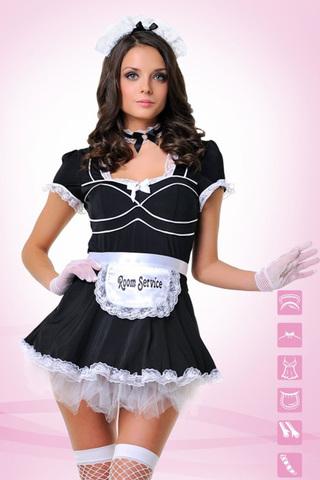 Горничная 02544 maid