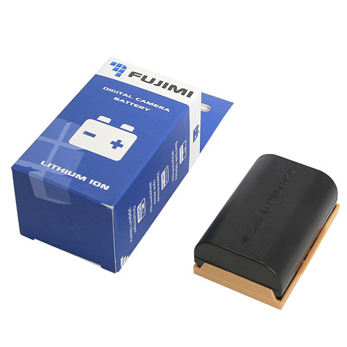FUJIMI FNP-120 Аккумулятор для цифровых фото и видеокамер (совместим с лампой FUJIMI SC-80)