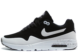 Кроссовки Мужские Nike Air Max 1 White Black