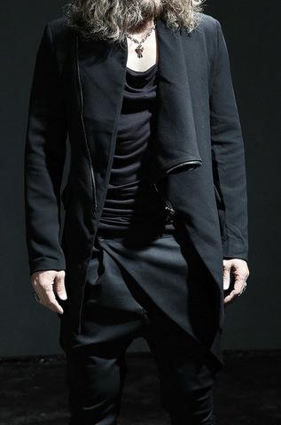 Пиджак с косой молнией «TUMIR»