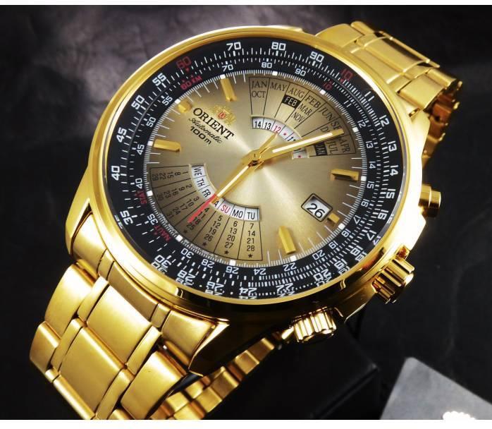Часы ориент мужские механические с автоподзаводом фото цены