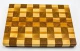 Доска разделочная торцевая, стандартная, 30х40х3 см