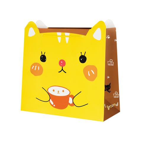 Пакет Love Animals Yellow