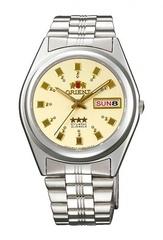 Мужские часы Orient FAB04003C9 Three Star