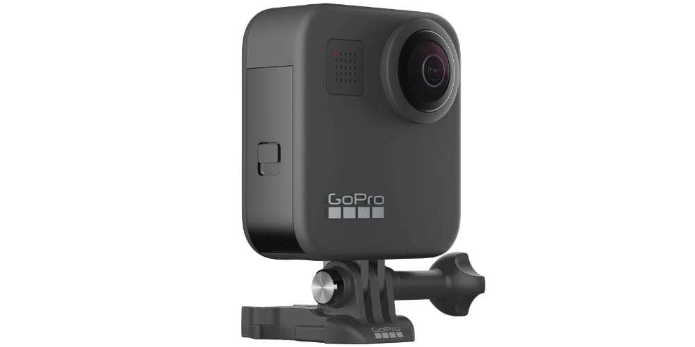 Экшн-камера GoPro MAX на платформе