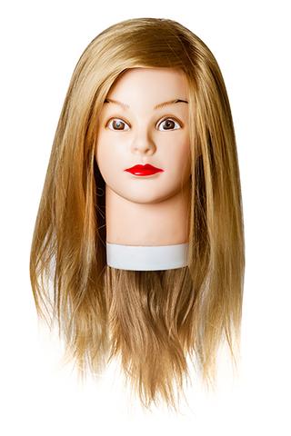 Манекен учебный (длина волос 50-60 см)