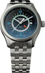 Наручные часы Traser P59 Aurora GMT Blue 107036 (сталь)