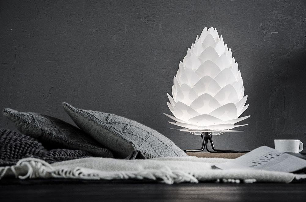 Основание для настольной лампы светильника Tripodbase чёрное Umage 4054 | Купить в Москве, СПб и с доставкой по всей России | Интернет магазин www.Kitchen-Devices.ru