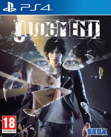 Sony PS4 Judgement (английская версия)