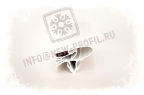 Уплотнитель 114*52 см для холодильника Beko DS 328000S(холодильная камера)  Профиль 003