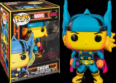 Thor Marvel: Black Light Special Edition Funko Pop! || Тор