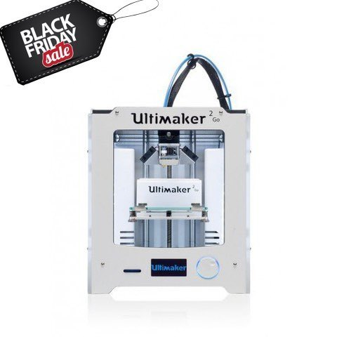 3D принтер Ultimaker 2 Go BlackFriday