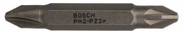60 бит двухсторонних Ph2/Pz2 45мм ECO Bosch 2608521268