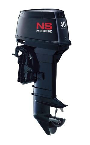 Лодочный мотор NS Marine NM 40 D2 EPTOL