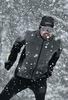 Элитный лыжный костюм Craft Sharp Softshell XC Stratum Grey мужской