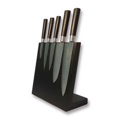 Магнитная подставка для ножей Woodinhome KS002LSOBL