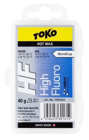 парафин Toko TRIBLOC HF 40