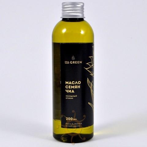 Масло семян чиа Era Green, 200мл