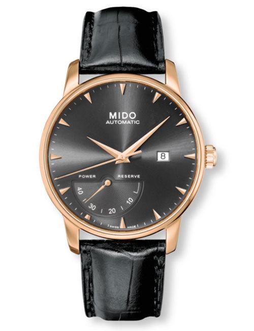 Часы мужские Mido M8605.3.13.4 Baroncelli Power Reserve