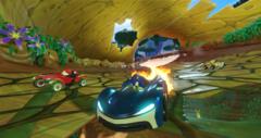 Sony PS4 Team Sonic Racing (русские субтитры)