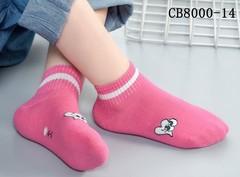 Носки для девочек (10 пар) арт. СВ8000-14 (р. 7-9 )