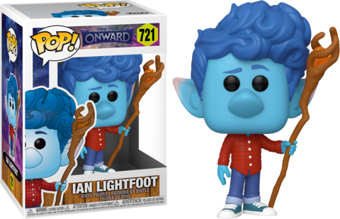 Ian Lightfoot. Onward Funko Pop! || Иэн Лайтфут (Вперед)