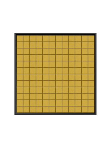 Акустическая съемная  панель ECHOTON kvadra 900x900mm