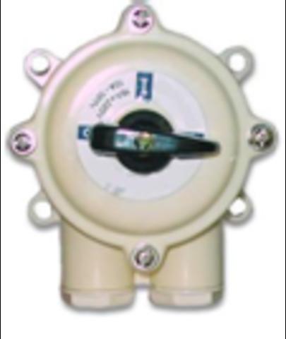 Пакетный переключатель ПП 2-63/Н2 2П 63А 220В IP56 TDM