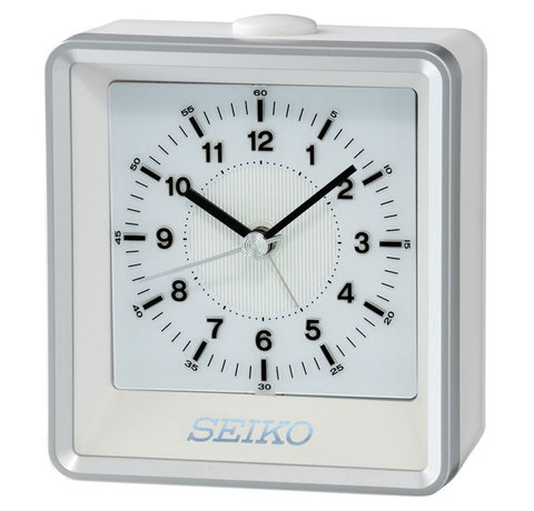 Настольные часы-будильник Seiko QHE099SN