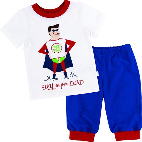 ПЖ44 Пижама для мальчика (Новый принт)