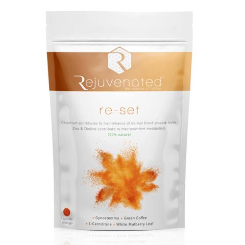 Rejuvenated Капсулы перезаряд организма Re-Set