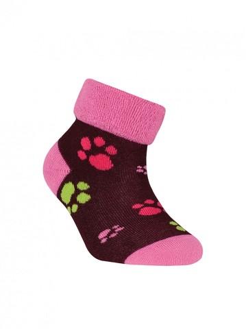 Детские носки Sof-Tiki 6С-19СП (махровые с отворотом) рис. 244 Conte Kids