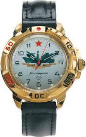 """Купить Наручные часы Восток """"Командирские"""" 439823 по доступной цене"""