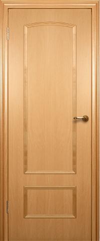 Дверь ДГ 201 (бук, глухая CPL), фабрика Краснодеревщик