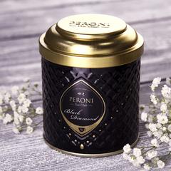 Чай чёрный байховый крупнолистовой Black Diamond Peroni