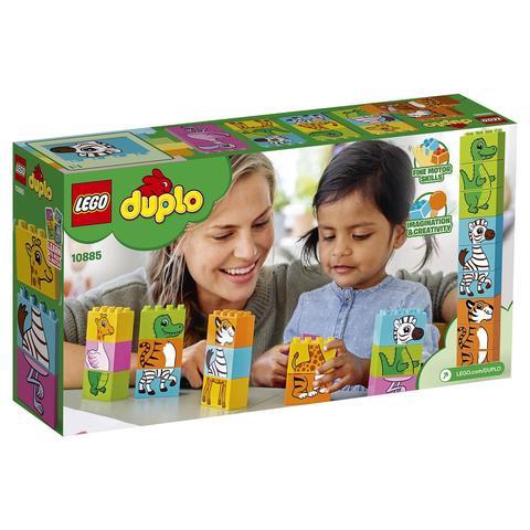 LEGO Duplo: Мой первый паззл 10885 — My First Fun Puzzle — Лего Дупло