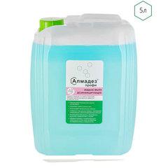 Антибактериальное мыло Дезинфицирующее мыло Алмадез-профи, 5 л, канистра Дезинфицирующее-мыло-Алмадез-профи-5-л.jpg