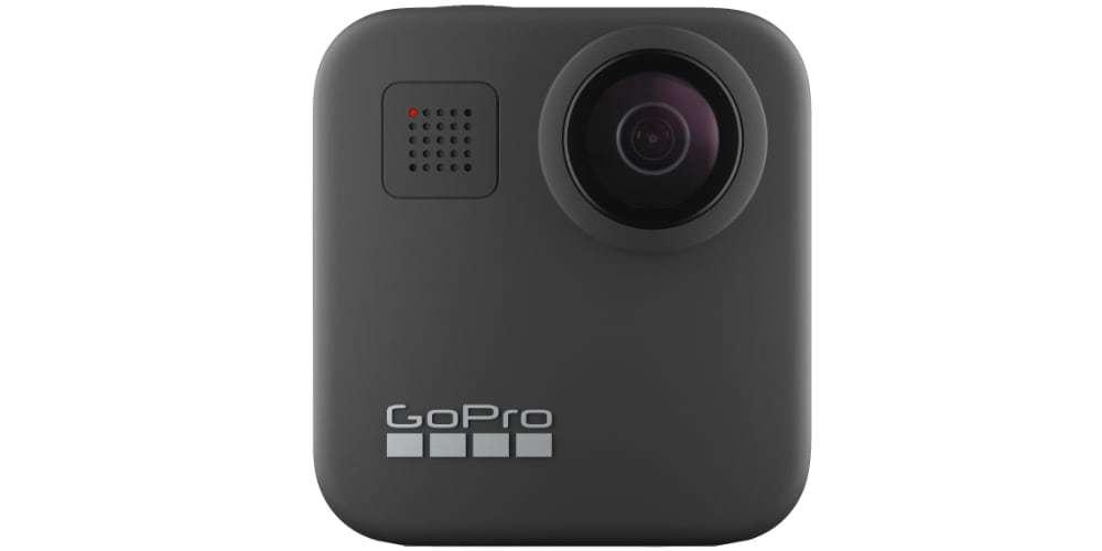 Экшн-камера GoPro MAX в профиль
