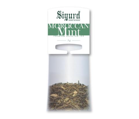 Чай Sigurd Марокканская мята на чайник (15 пак)