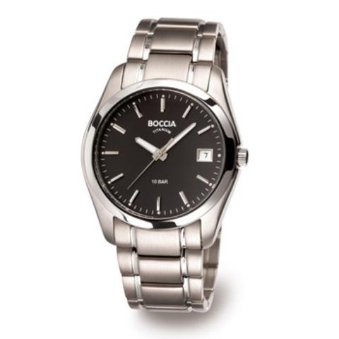 Купить Мужские наручные часы Boccia Titanium 3548-04 по доступной цене