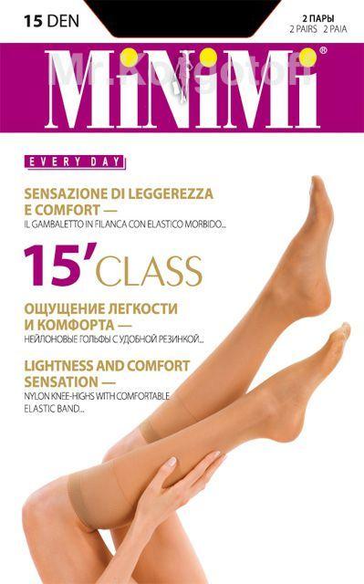 Носки Minimi Class 15 (2 п.)