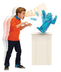 Monsters University Interactive Scare off Sulley