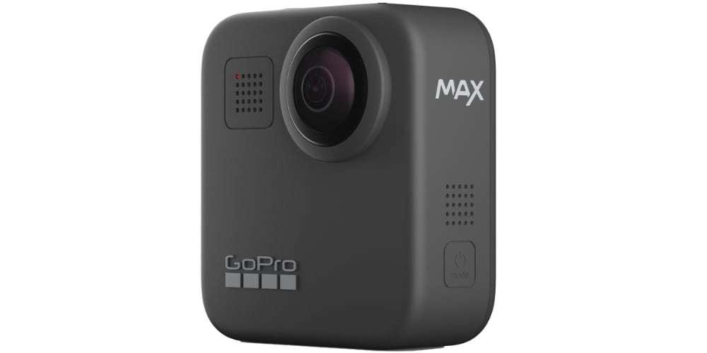 Экшн-камера GoPro MAX 360