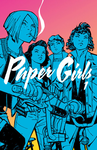 Paper Girls. Vol 1
