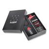 50R Подарочная коробка Zippo (кремни + топливо, 125 мл + место для зажигалки) zippo топливо zippo 355 мл 3165