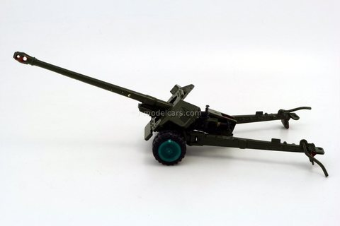 Antitank gun BS-3 1:43 Instrument-Making Plant Kyrgyzstan USSR